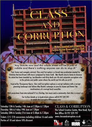 CLASS AND CORRUPTION, 2009