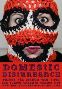 DOMESTIC DISTURBANCE 2013