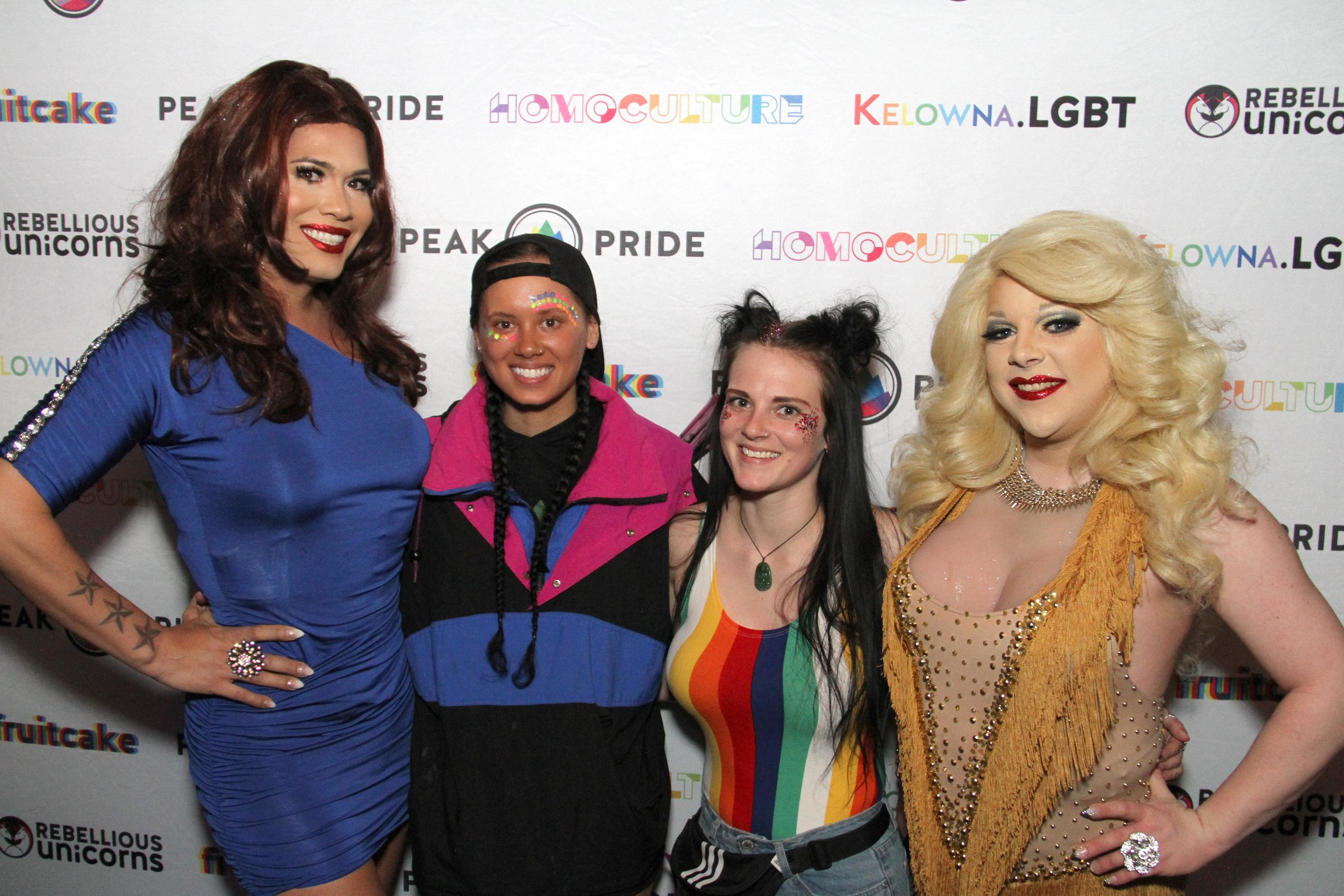Peak Pride Big White Photo credit: The Homoculture