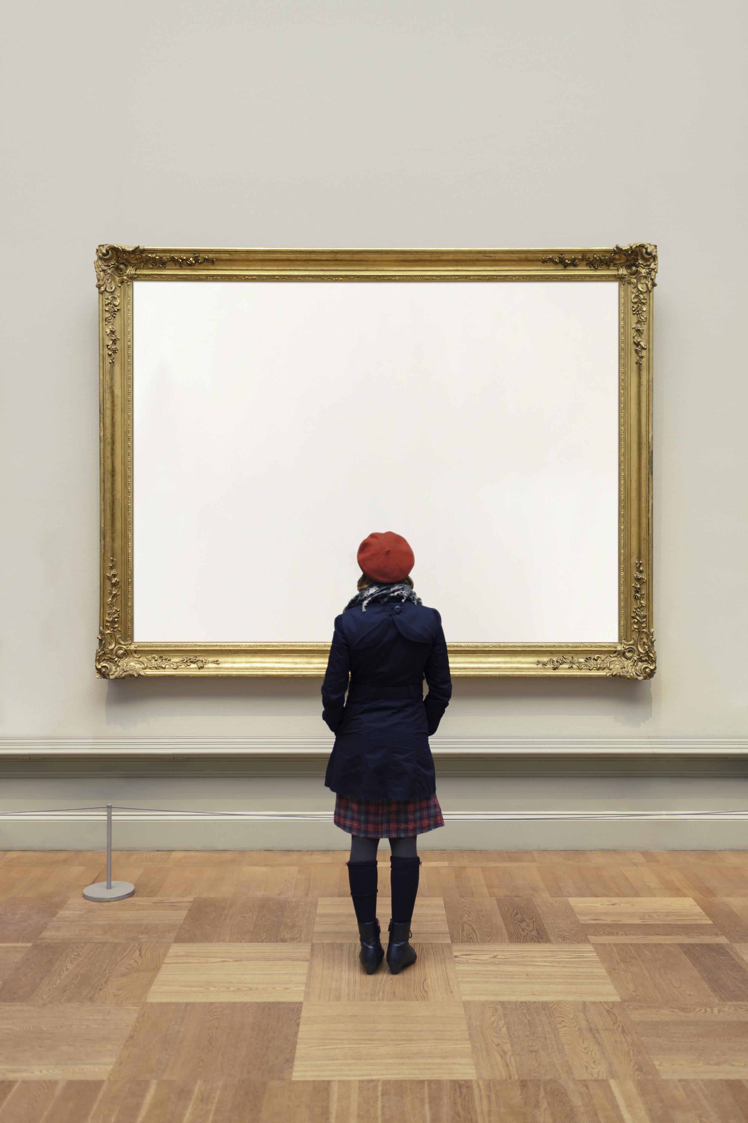 blank canvas. go.