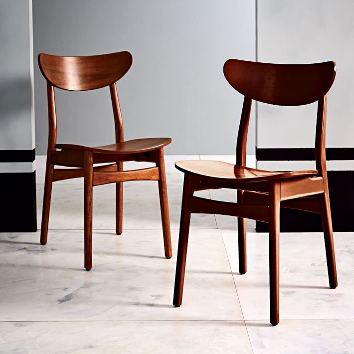 Walnut Chairs - Quantity Available: 4$80 /per rental