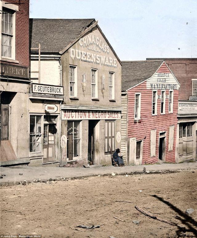 Source: https://www.vintag.es - 1864 Atlanta, Georgie