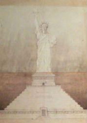 source de la photo: musée de la statue - NYC