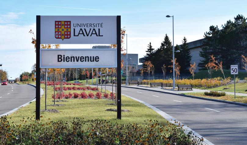 Sainte Foy - Université Laval, aéroport international, shopping, restos