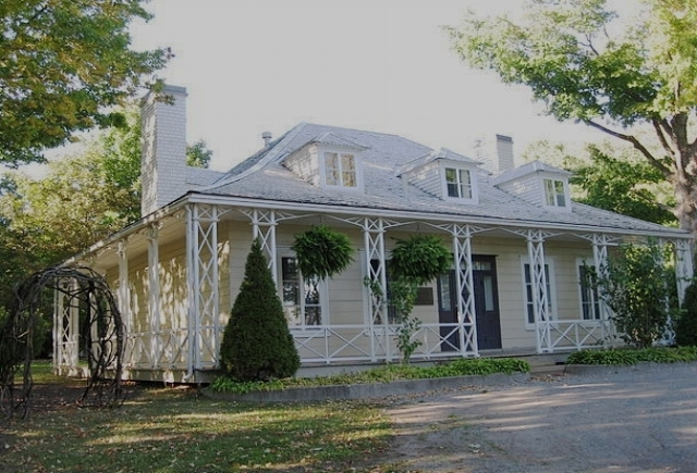 Maison Hamel -Bruneau -