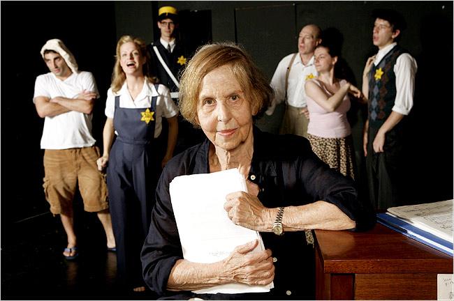 Zuzana Justman, Emmy-award winning author and playwright