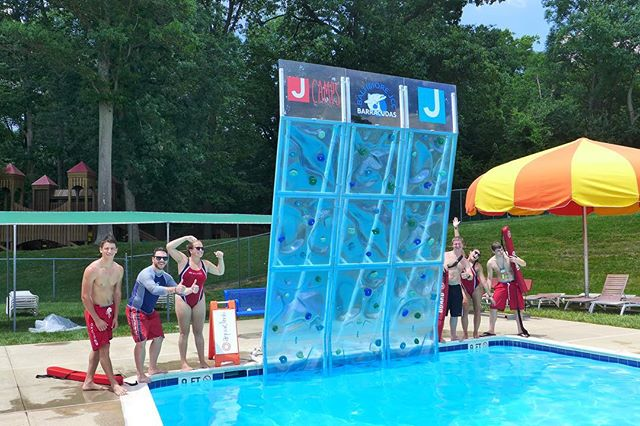 We are proud to be located in many different types of facilities across the country. These facilities range from camps, public pools, gyms, JCC's and universities. Our products are modular and can be customized to fit your pool. Give us a call today for more information!