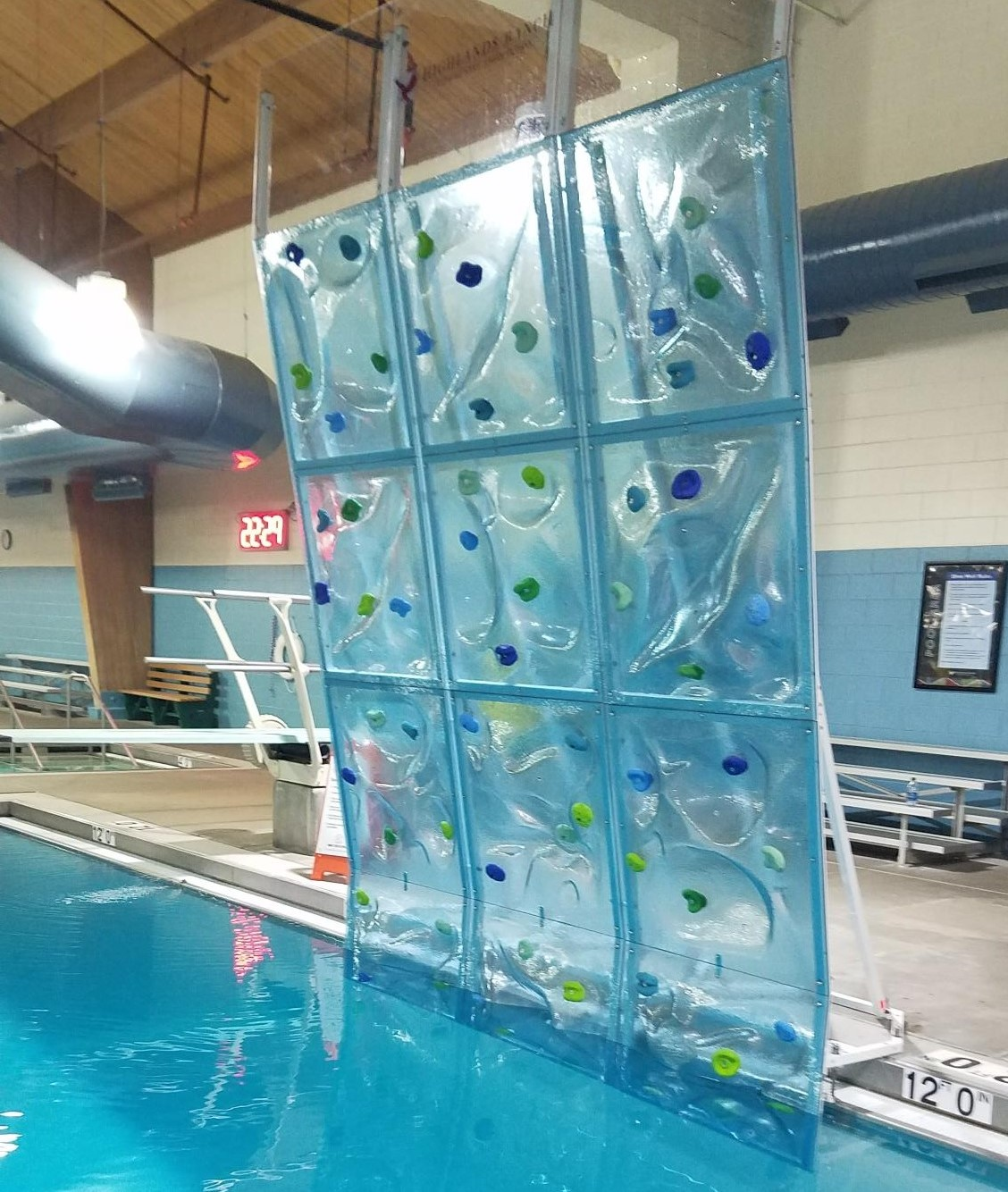 """""""We had a lot more usage of that pool than we have had in the past."""" - Karl Brehm, Aquatics Coordinator"""