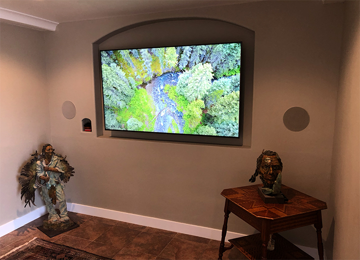 PIXoils™ CONSERVATORi - Swan & Gallitan Edition on Display in Del Mar Gallery