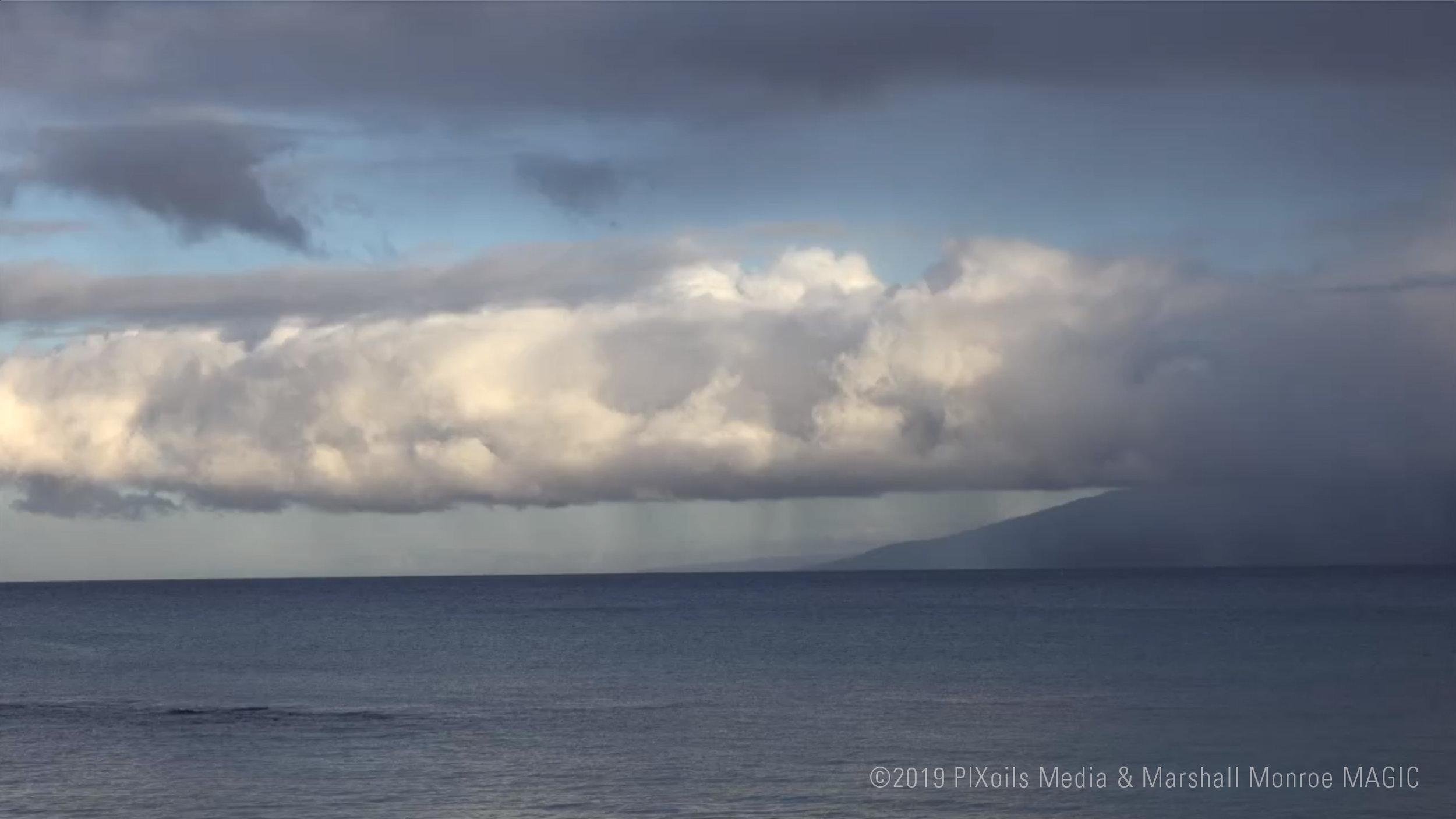 CONSERVATORi Edition Maui-Napili, Marshall Monroe - Storm Over Lanai Sequence