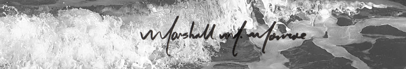 All CONSERVATORi American West 001 Series Editions are Marshall Monroe Signature Artworks
