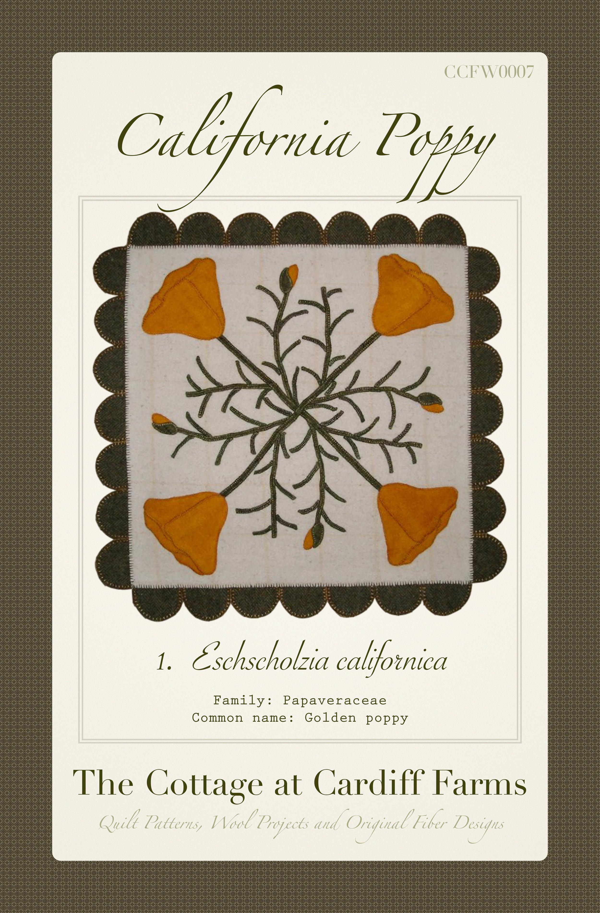 California Poppy Pattern Cover.jpg