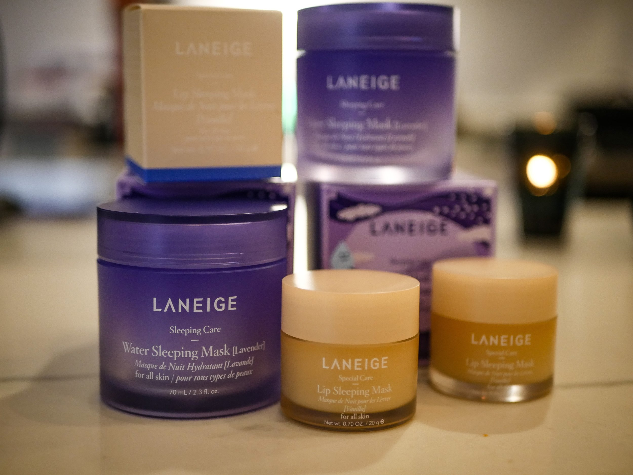 The Laneige Water Sleeping Mask $25!!!!!!