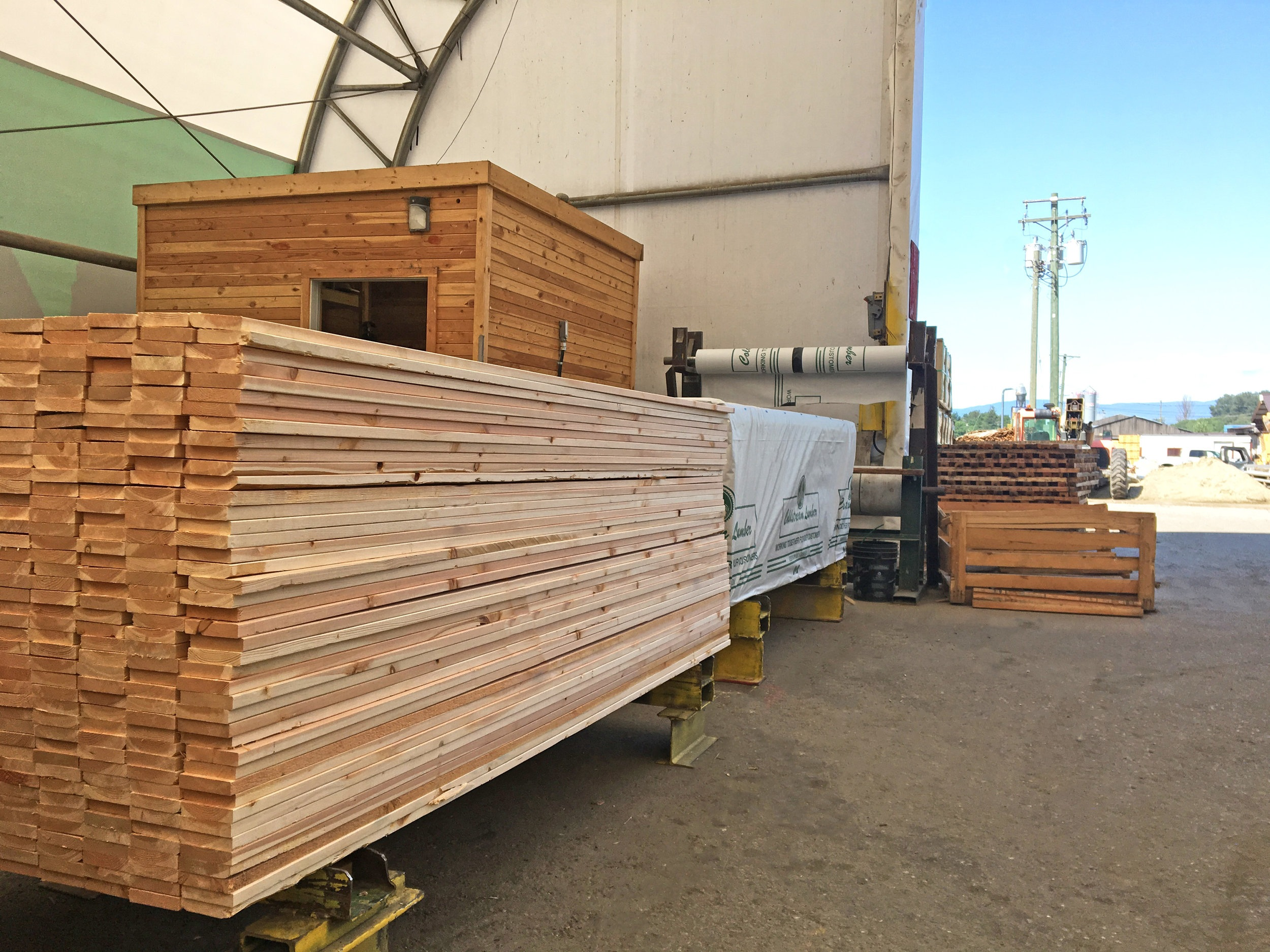 Furring Strips Coldstream Lumber Lumber Remanufacturing Coldstream Bc