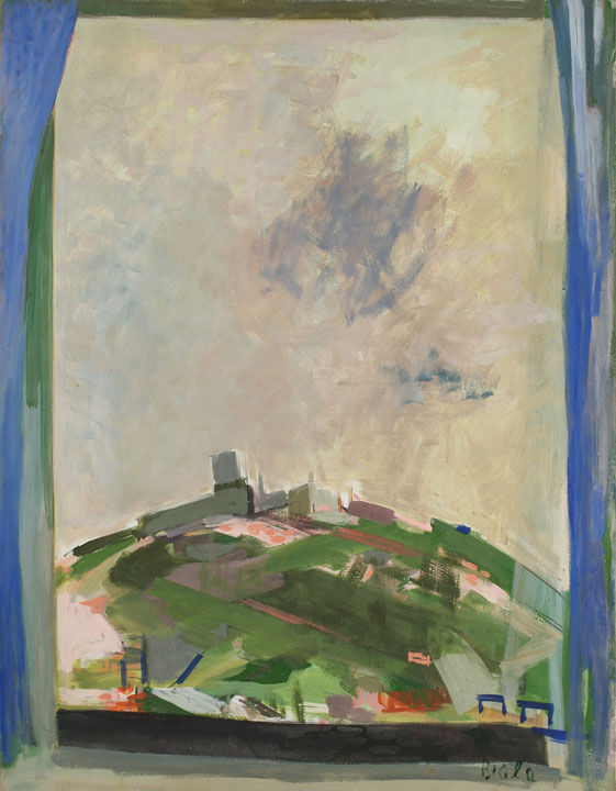 Open Window, c. 1964