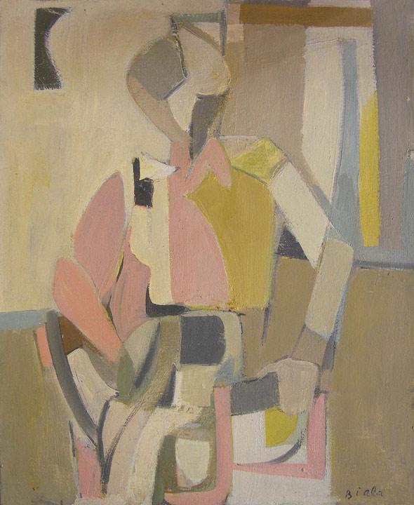 Portrait, 1943
