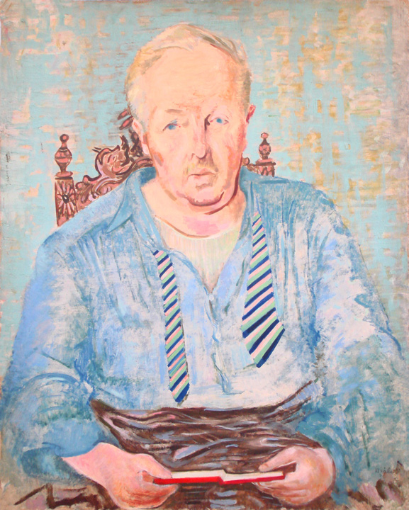 Portrait of a Writer (Ford Madox Ford), 1938