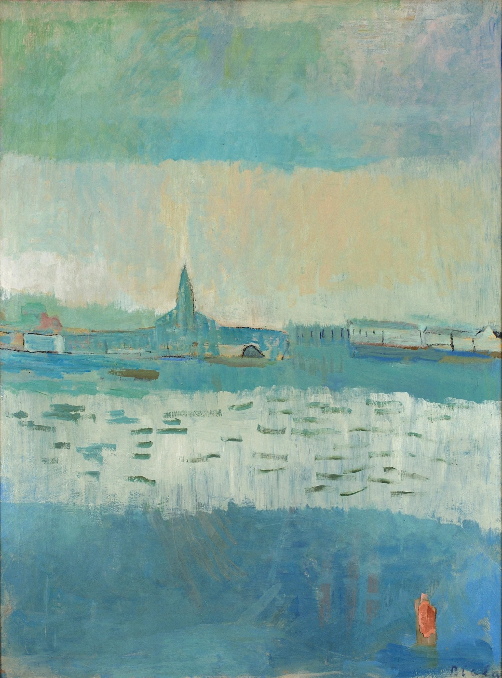 Blue Venice, 1995