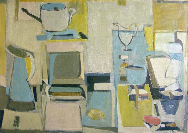 White Still Life, 1951