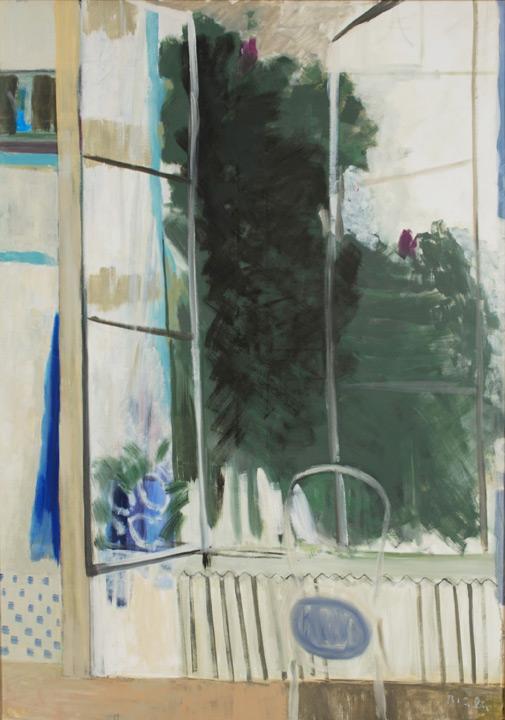 Open Window, 1989