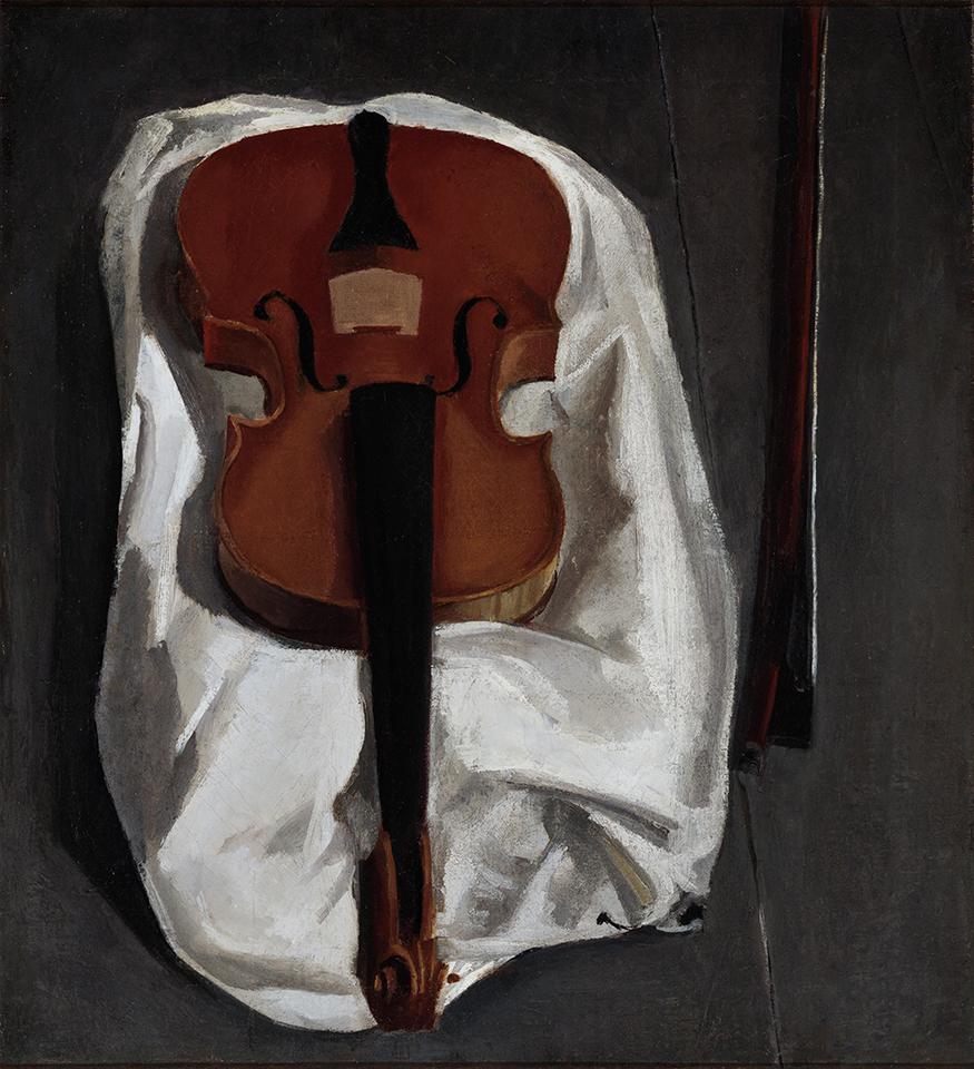 The Violin, 1924
