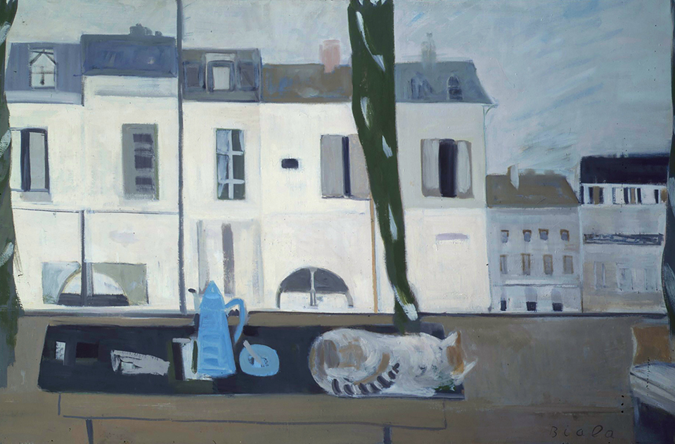 L'Atelier du Marché St. Honoré (The Studio on Street Saint-Honoré), 1982