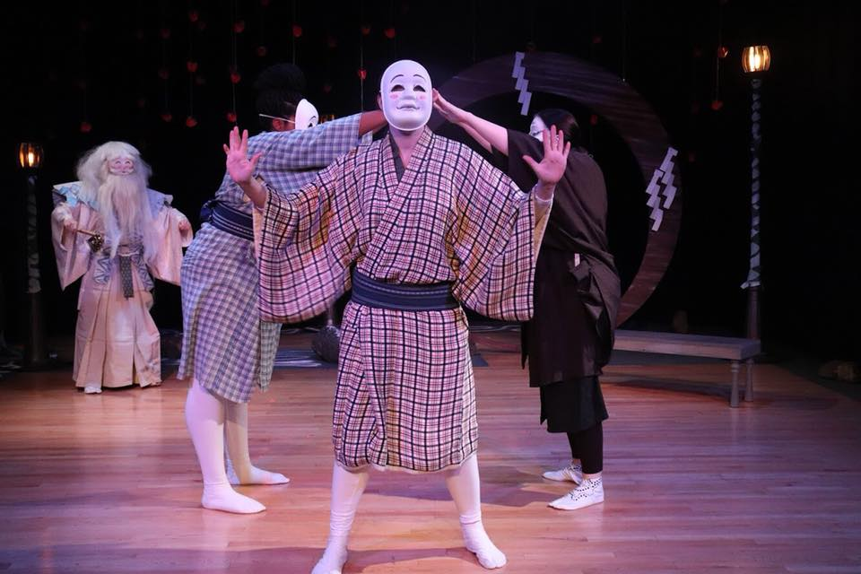 noh christmas carol  theater of yugen