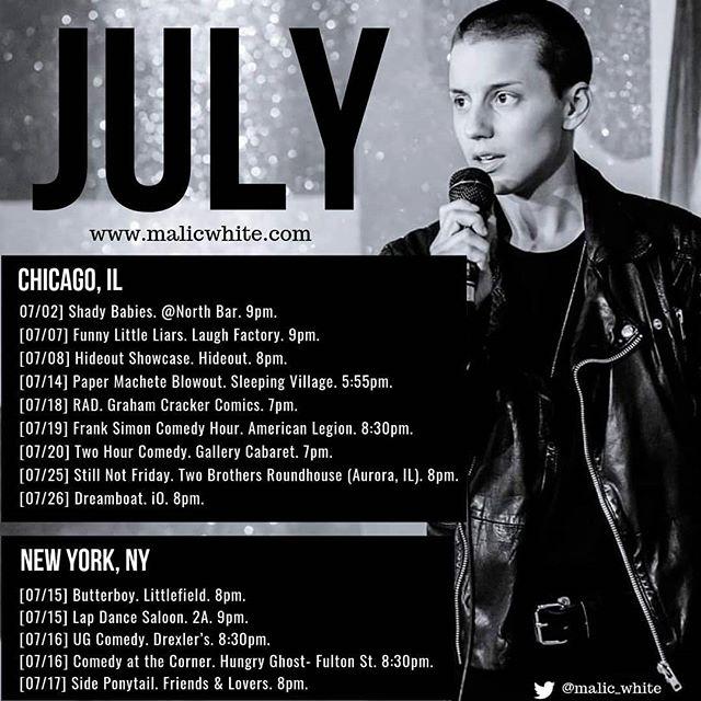 Updated AGAIN, OK?! . . . . . . . . . . . #comedy #standup #standupcomedy #comedian #chicagocomedy #queercomedian #queercomedy #chicago #newyork #newyorkcomedy