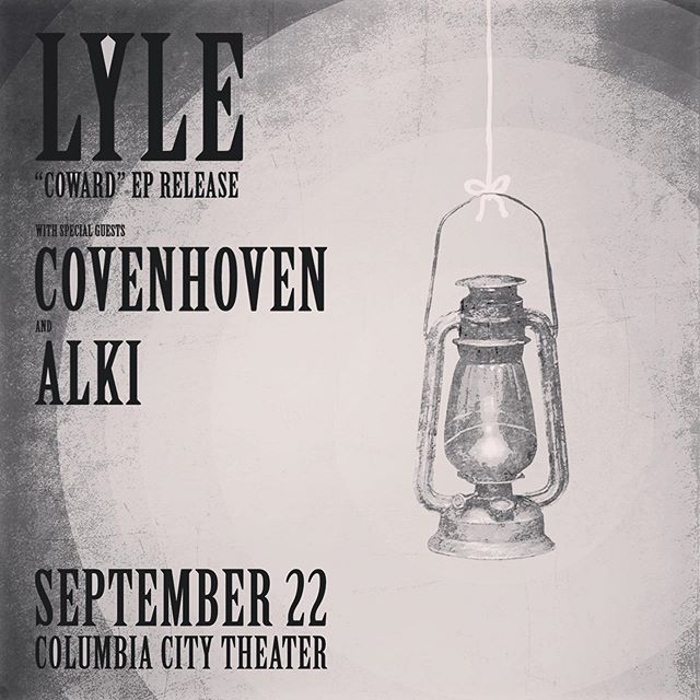 we're bringing it back home, seattle. the place where it all began for us - @columbiacitytheater. a year and a half in the making and we're JACKED to finally be releasing our EP, 'Coward', with our friends @covenhoven and @alkimusic. tix go on sale friday, 8/23. rsvp at the link in our bio. it's gonna be bananas. 📜: Joel of Covenhoven. #seattlemusic #newmusic #livemusic #🍌