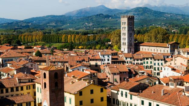 Lucca will be the destination for this first Cultural Exchange Program  and Immersion opportunity for la Scuola Families to enjoy together!
