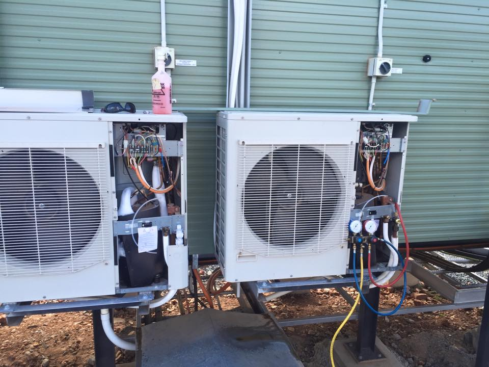air conditioner installation, servicing and repairs