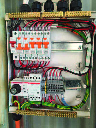 residual current device RCD