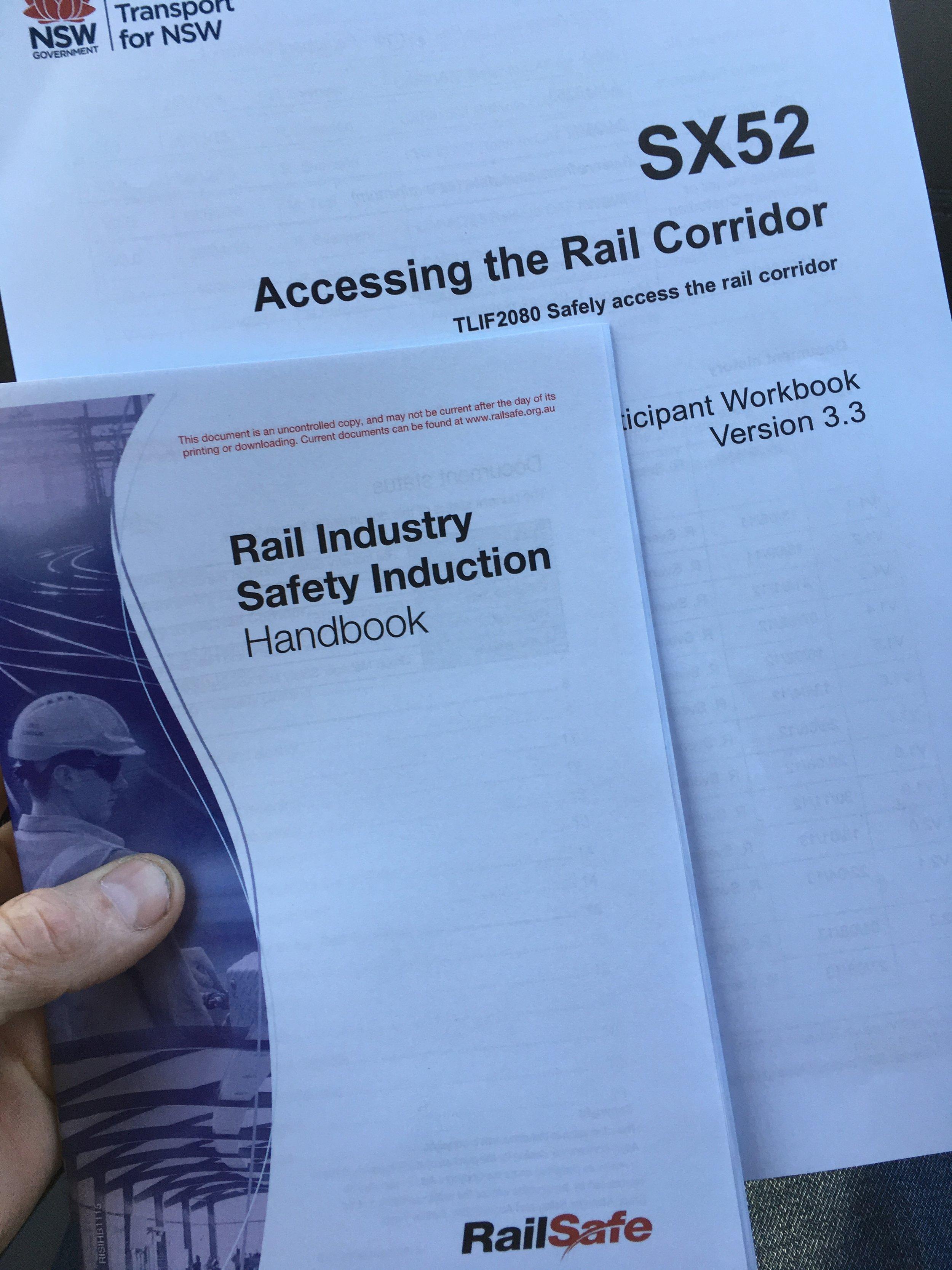#RailSafe