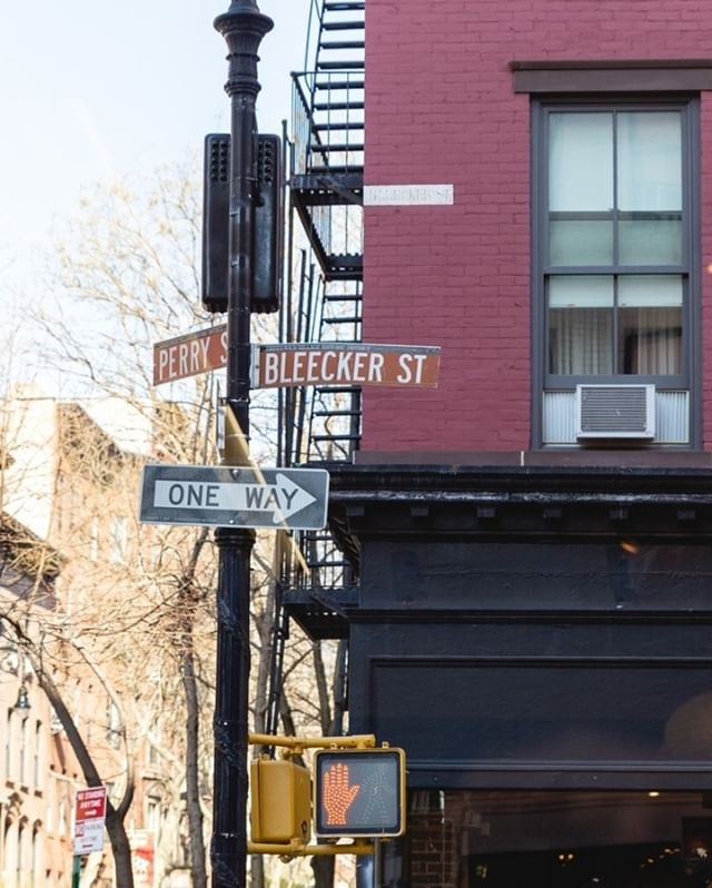 An eclectic mix of shops and artisans make Bleecker Street an iconic destination for New York-crafted goods