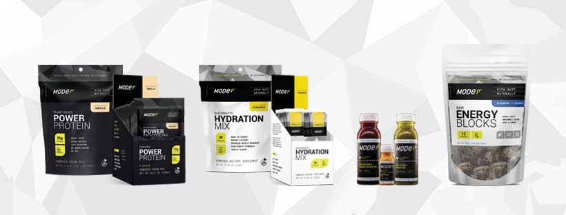 MODe Sports Nutrition products  MyFitMode.com