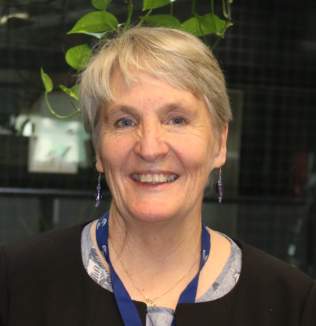 Andrea Hinwood   Chief Scientist from EPA Victoria, AUS