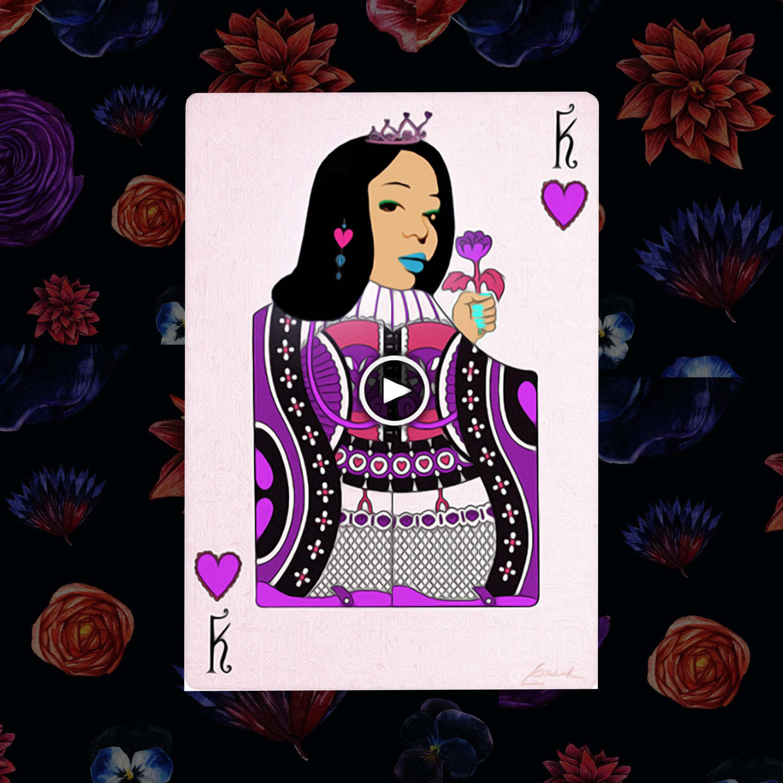 Keir Antoinette  aka  Queen Ke