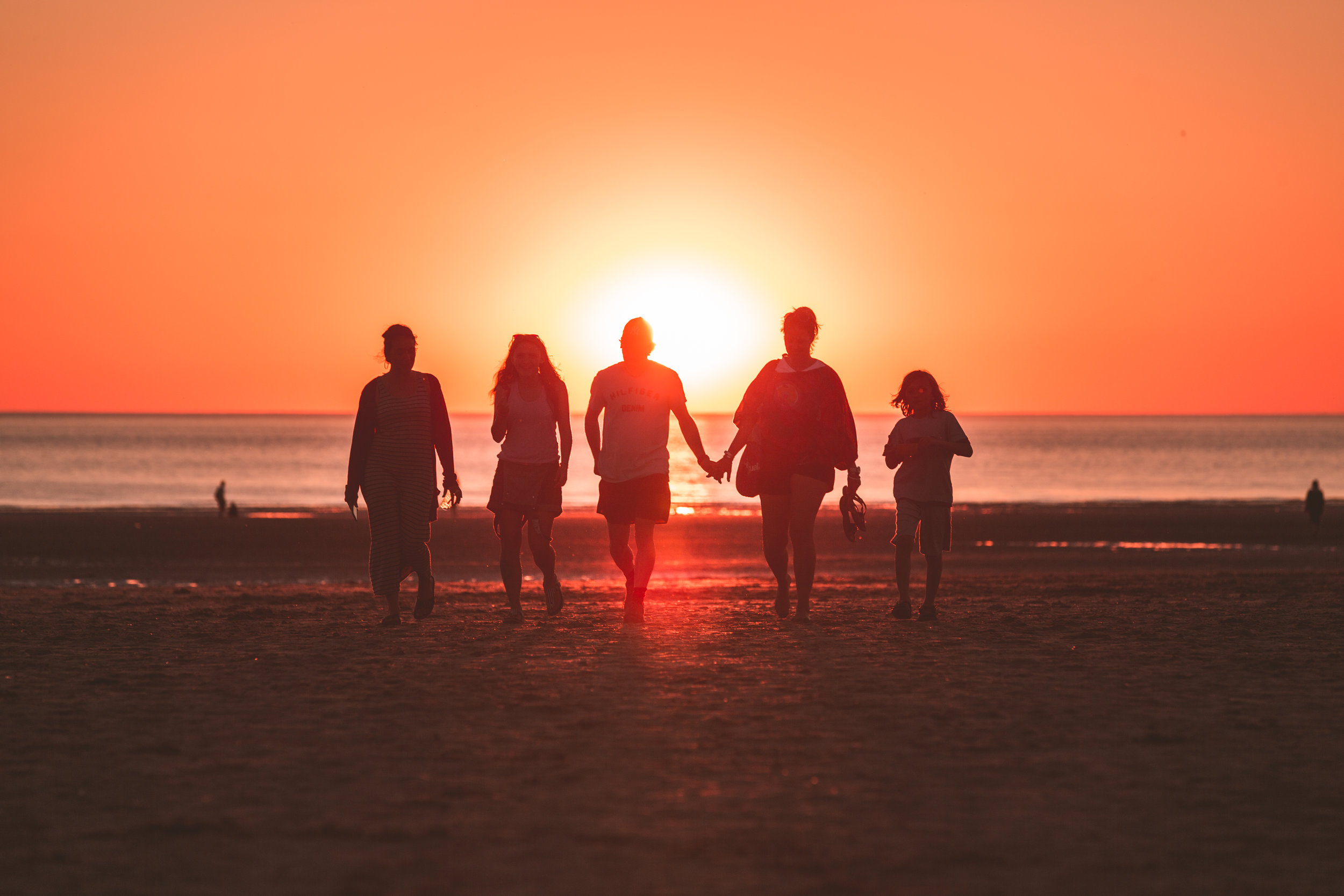 Family Session Inquiry - Minimum of three (3) family members