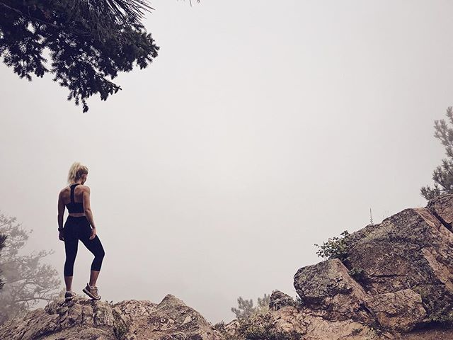 Always be exploring🖤 . . . . #hiking #nature #colorado #boulder #outdoors #fitness @colton_collins64