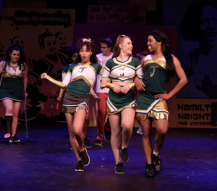 Bring It On  with SDMT Choreographed by Kyle Hawk