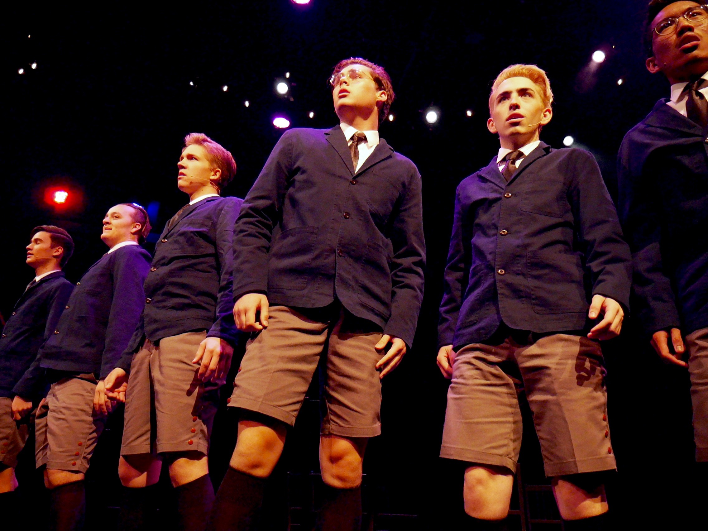 Spring Awakening  with OBTC Choreographed by Kyle Hawk