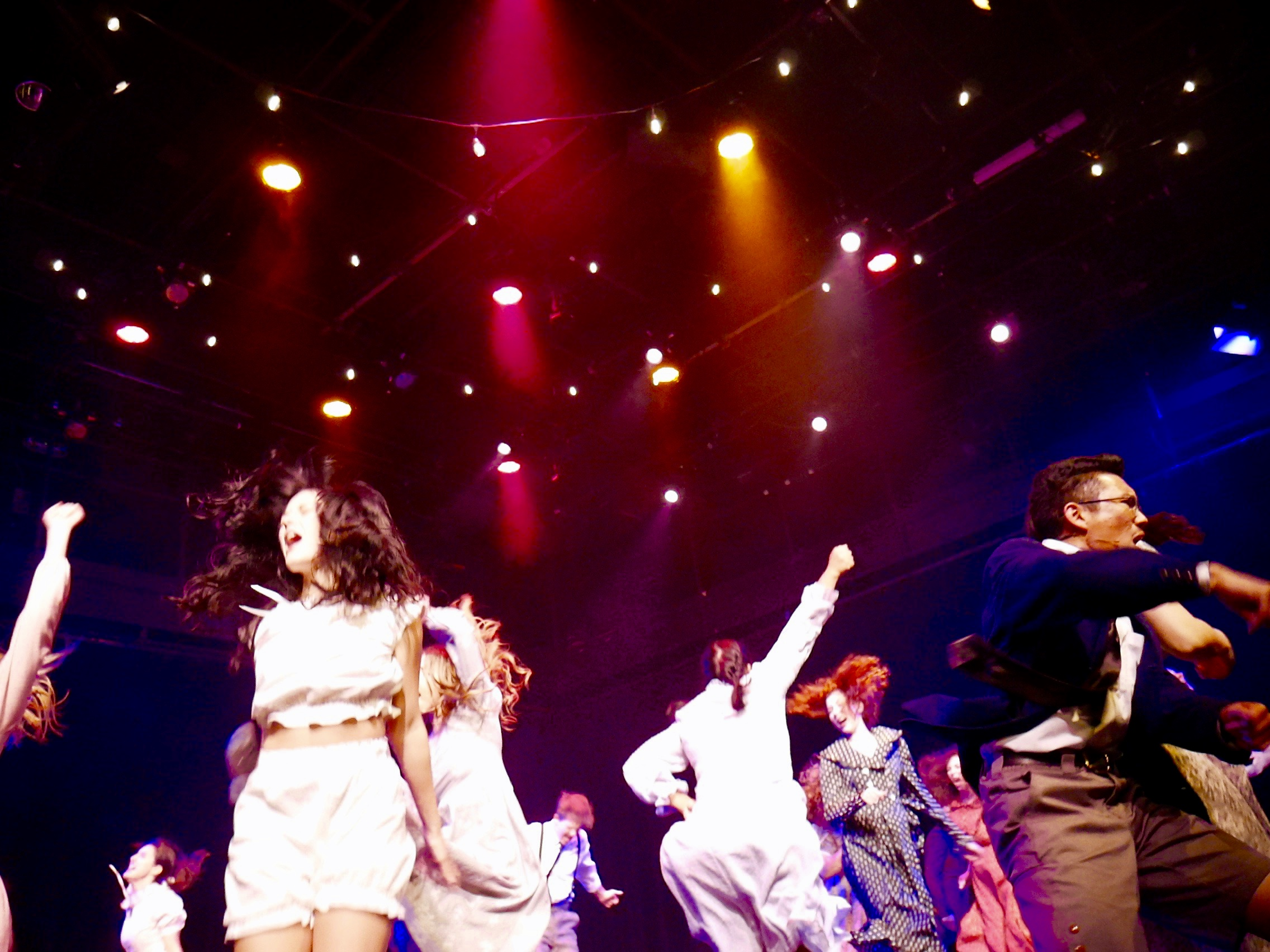 Spring Awakening  With OBTC Directed/Choreographed by Kyle Hawk