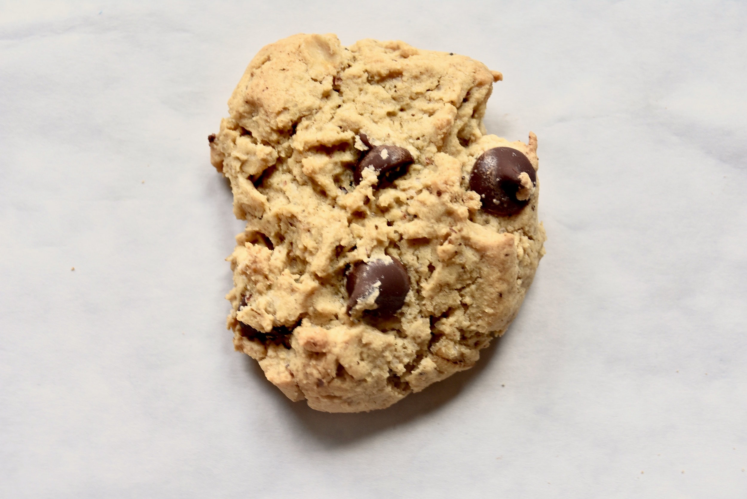 Buchanan Bourbon Chocolate Chip Cookies - my favorite chocolate chip cookie ever. Period.