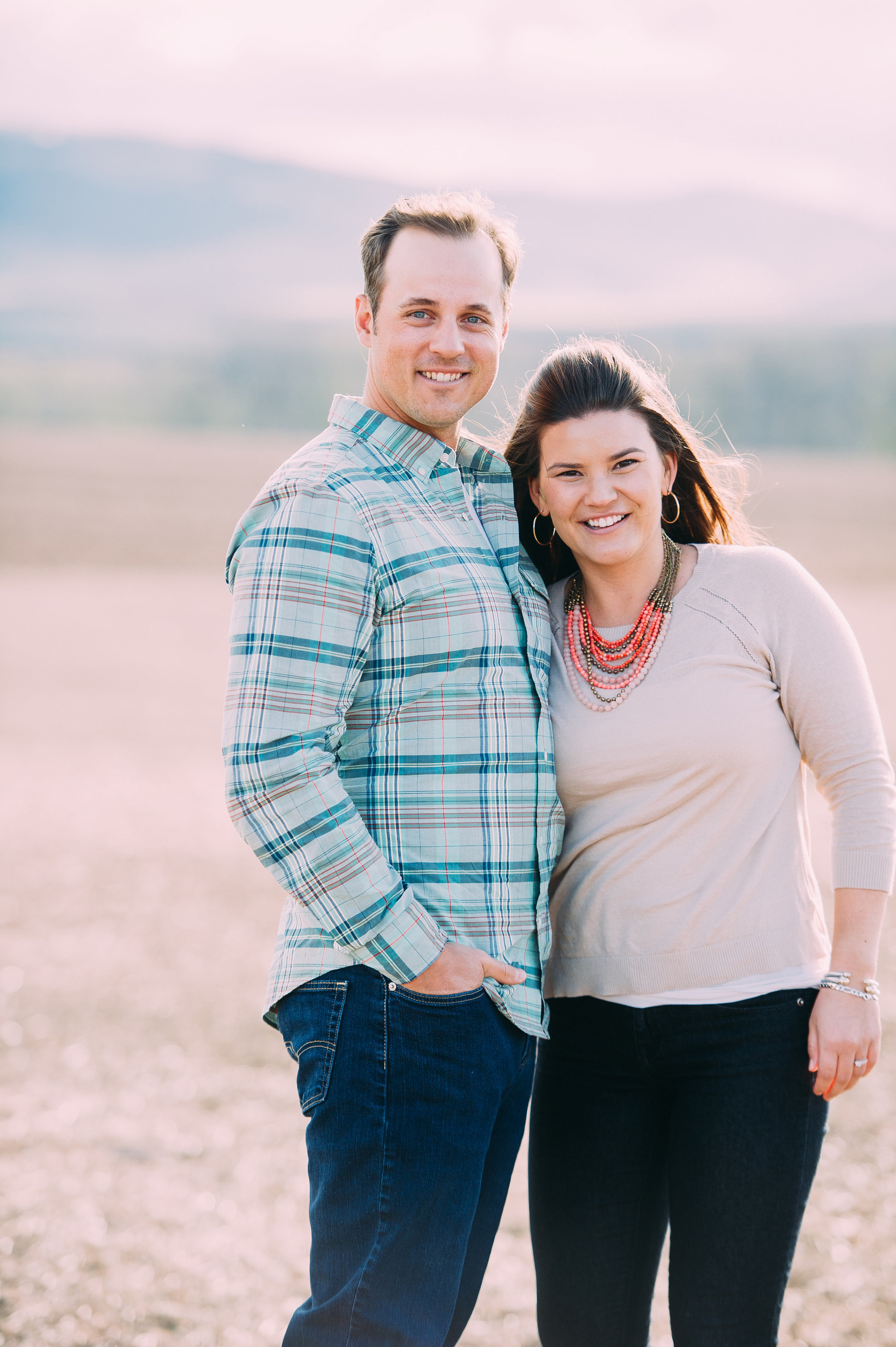Hi, I'm Jen - And this is my husband Brock.I'm a recovering spendthrift. I fell in love with Brock, a total saver.If I hadn't made some serious changes before we got married, we would have failed.If we could make these changes, so can you.Money is one of the top reasons for divorce. The good news is that it's totally avoidable.Let us show you how!