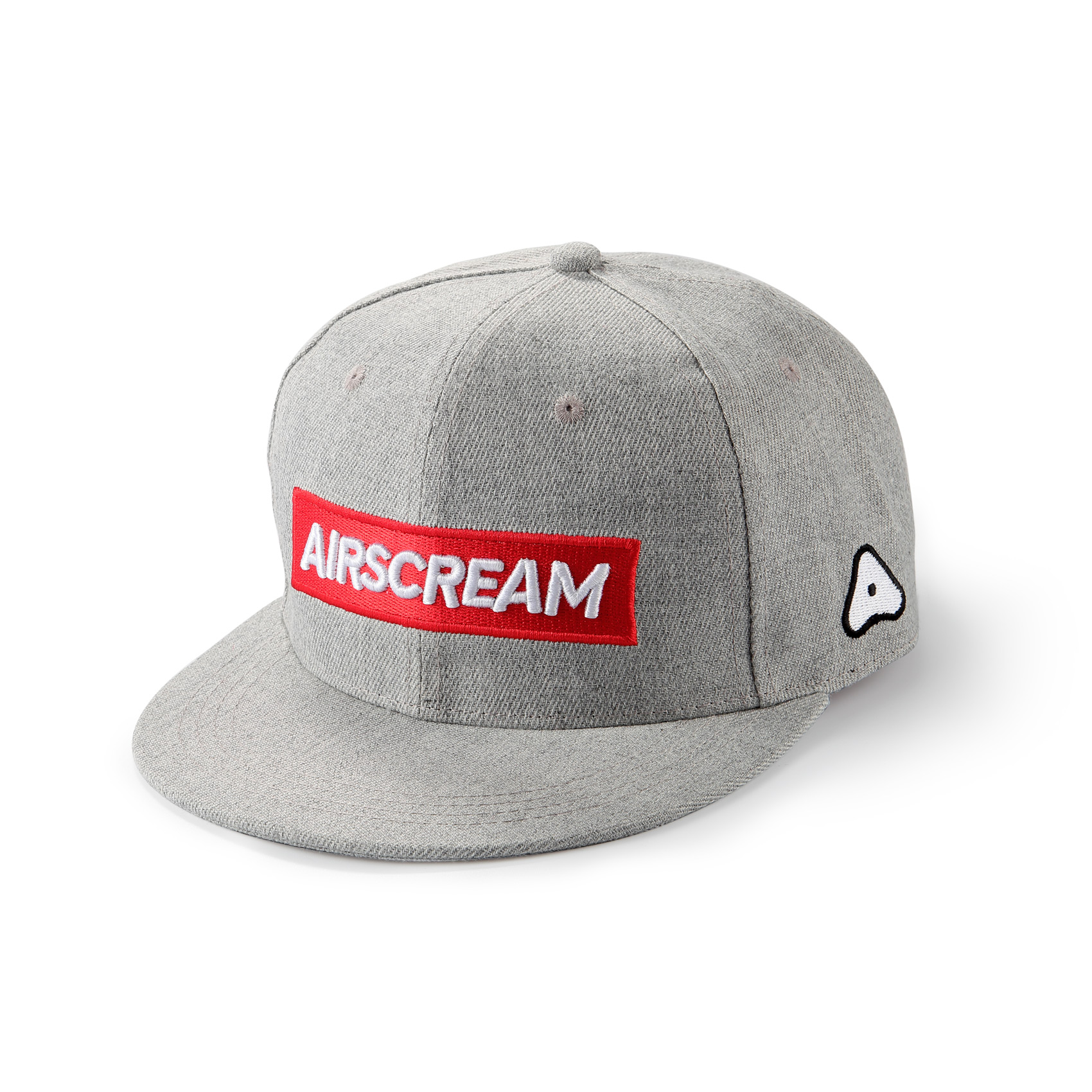 AIRSCREAM CAP GREY