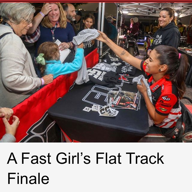 """""""My heart can take the pounding, my mind can handle the grind, but my body knows it's time to say goodbye."""" -K.Bryant  Go read the story at AmericanFlatTrack.com"""