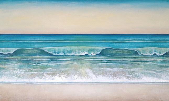 Titled: Surf Side