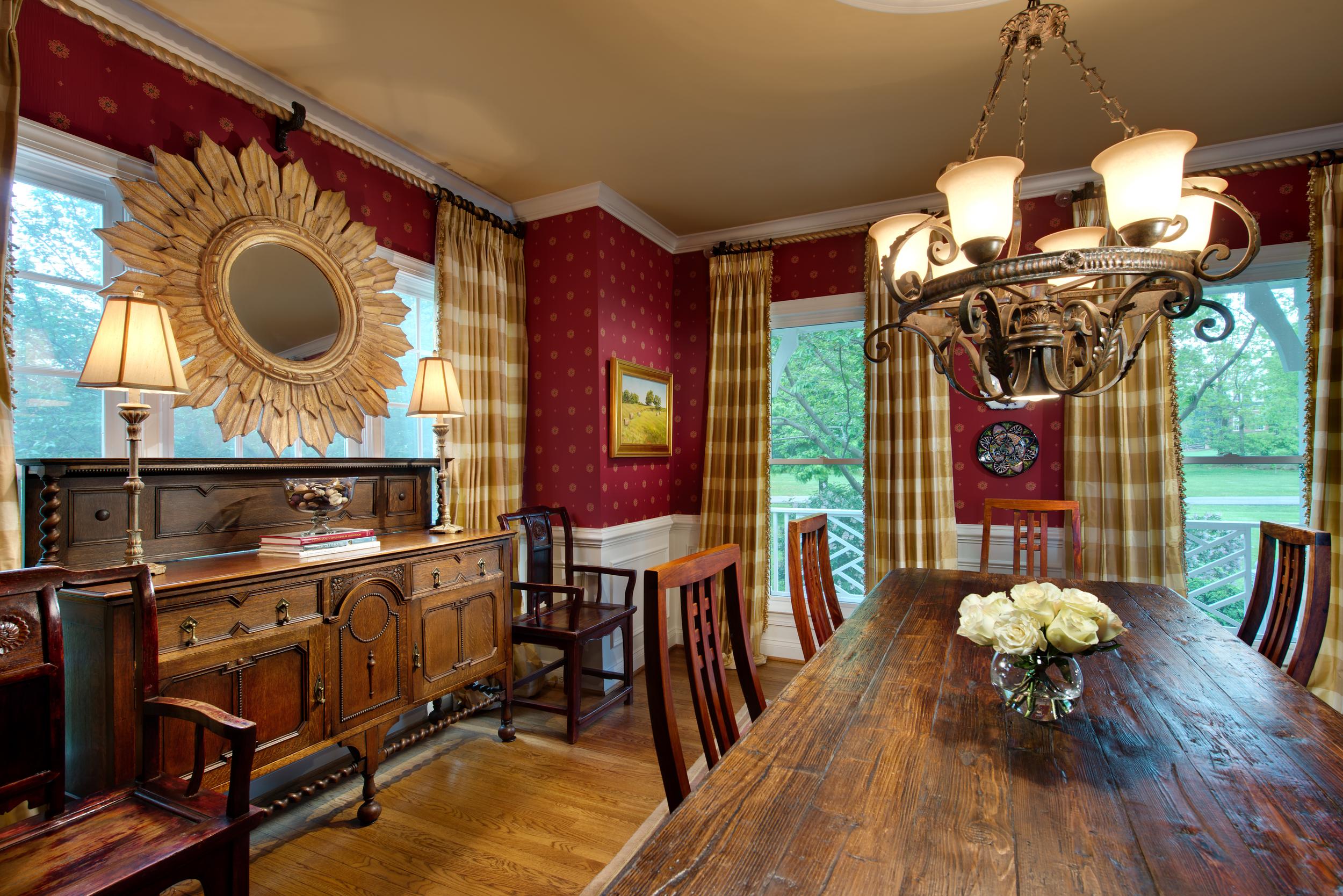 Dining Room Upgrade