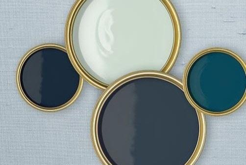 Paint Color Selections -