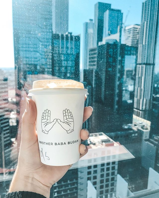The coffee I dream of when I'm not in Melbourne 🙌🏻 Brother Baba Budan . . . #brotherbababudan #coffee #melbournecoffee #coffeecity #acupaday #bestcoffee #coffeewithaview #coffeeculture #melbourne #quintessentialmelbourne #essenceofmelbourne